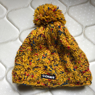 モンベル(mont bell)のモンベル  CHAOS ニット帽(ニット帽/ビーニー)