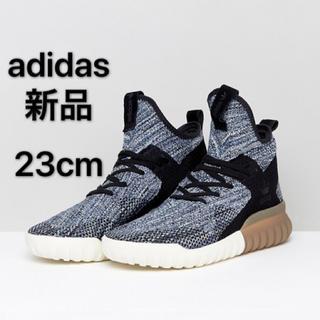 アディダス(adidas)の処分価格 新品23cm アディダス チュブラー プライムニット(スニーカー)