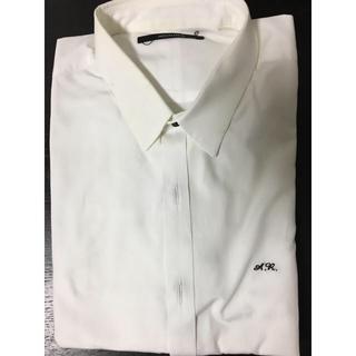 アメリカンラグシー(AMERICAN RAG CIE)のアメリカンラグシー 無地ホワイトシャツ(シャツ)