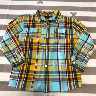 トミーヒルフィガー(TOMMY HILFIGER)のTOMMY HILFIGER★カッターシャツ 100cm(Tシャツ/カットソー)