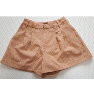 リエンダ(rienda)のrienda ショートパンツ XS(ショートパンツ)