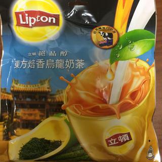 ユニリーバ(Unilever)のリプトン 台湾 ウーロンミルクティー(茶)