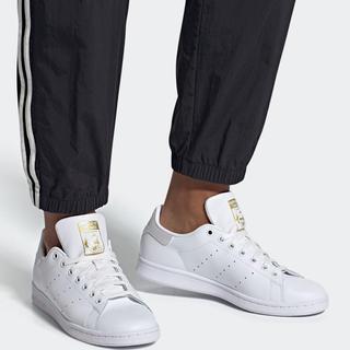 アディダス(adidas)のadidas スタンスミス ホワイト ゴールド 22.0(スニーカー)