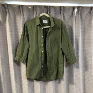 ディスコート(Discoat)のDiscoat カーキシャツ(シャツ)