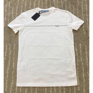 プラダ(PRADA)の新品♡ プラダ ティーシャツ Tシャツ(Tシャツ(半袖/袖なし))