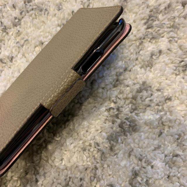 BEAMS(ビームス)のボナベンチュラ iPhoneXケース スマホ/家電/カメラのスマホアクセサリー(iPhoneケース)の商品写真