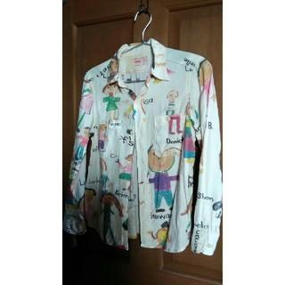 デニムダンガリー(DENIM DUNGAREE)のD&Dクレヨンシャツ150(Tシャツ/カットソー)