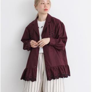 ディディジジ(didizizi)のアンビデックス   新品未使用 刺繍ジャケット(テーラードジャケット)
