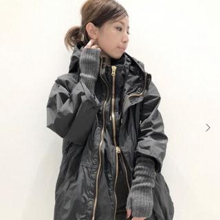L'Appartement DEUXIEME CLASSE - アパルトモンREMI RELIEF Nylon Zip Up ジャケット