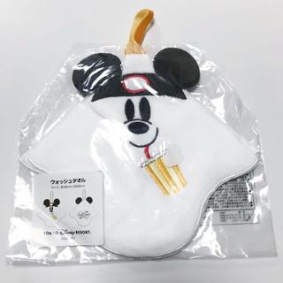 Disney - Disney Halloween  ミッキーウォッシュタオル