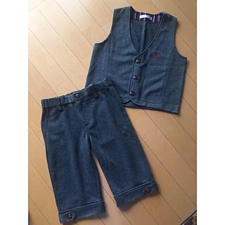 イッカ(ikka)のフォーマル ベスト 120cm(ドレス/フォーマル)