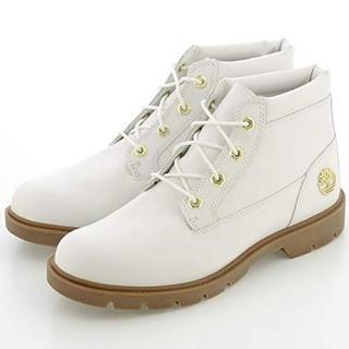ティンバーランド(Timberland)のtimberland ティンバーランド ブーツ ホワイト 白 26cm(ブーツ)