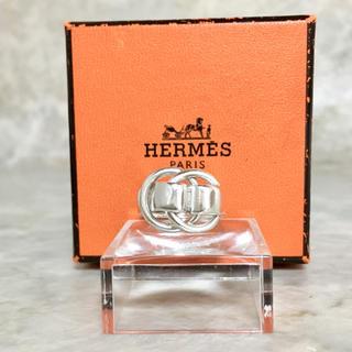Hermes - 正規品 エルメス 指輪 ドゥザノー シルバー SV925 銀 ベルト 輪 リング