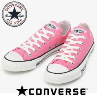 CONVERSE ローカット pink(スニーカー)