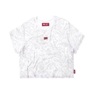 正規品 KITH × COCA-COLA チェッカードクロップ コラボTシャツ