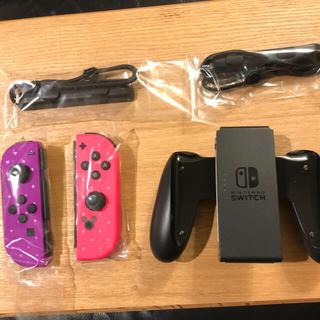 Nintendo Switch - ニンテンドースイッチ Joy-Con  ツムツムフェスティバルセットデザイン