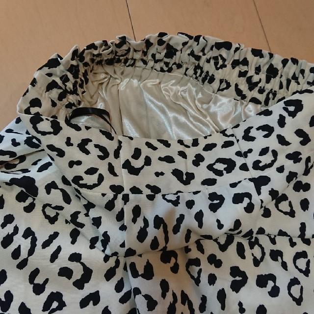 しまむら(シマムラ)のしまむら/ダルメシアン柄スカート レディースのスカート(ロングスカート)の商品写真