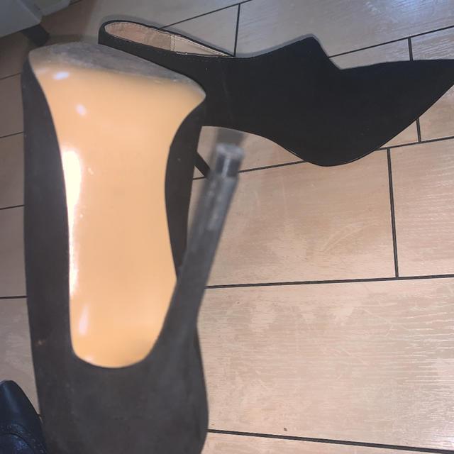 ZARA(ザラ)のZARA スリットパンプス レディースの靴/シューズ(ハイヒール/パンプス)の商品写真