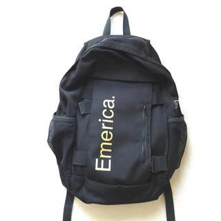 エメリカ(Emerica)のemericaバックパックリュックサック(リュック/バックパック)