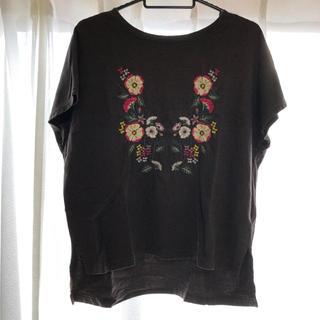 ダブルクローゼット(w closet)のw closet(シャツ/ブラウス(半袖/袖なし))