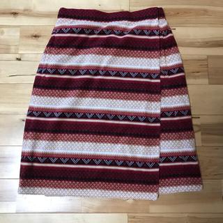 UNIQLO - ユニクロ 巻きスカート Mサイズ