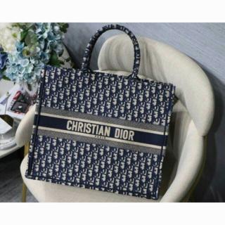 Christian Dior - ディオール トートバッグ ブルー 美品