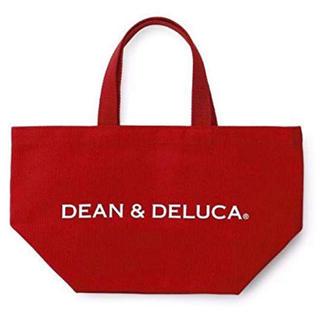 DEAN & DELUCA - ディーン&デルーカ トートバックS DEAN&DELUCA★レッド