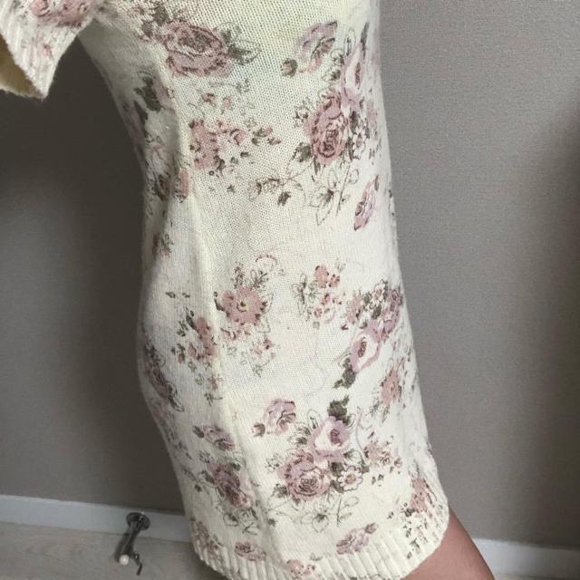 LIZ LISA(リズリサ)のLIZ LISA♡花柄チュニック F レディースのトップス(チュニック)の商品写真