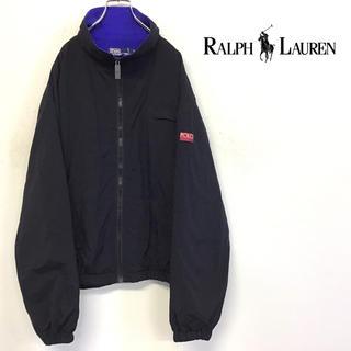 POLO RALPH LAUREN - 美品 Ralph Lauren ナイロン裏ボアジャケット