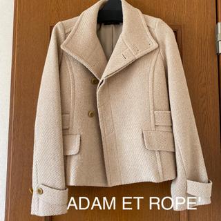 Adam et Rope' - アダムエロペ ショートコート アウター size38