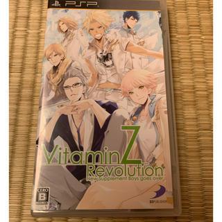 PlayStation Portable - [PSP]VitaminZ Revolution 通常版