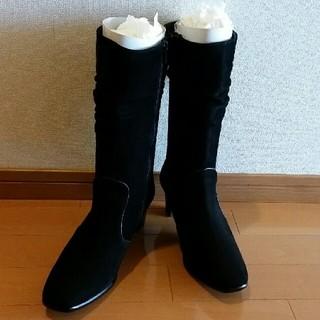 blankblueブーツ ブラック(ブーツ)