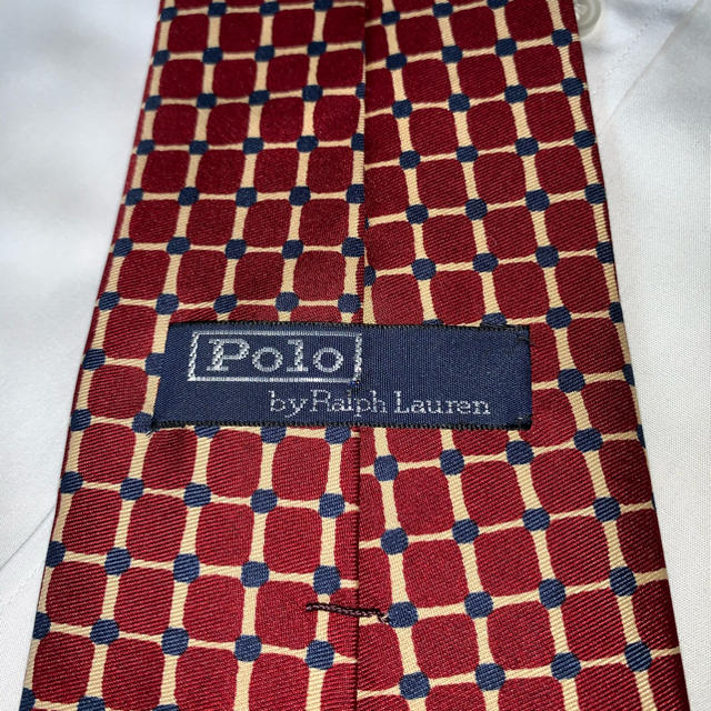 POLO RALPH LAUREN(ポロラルフローレン)のPOLO RALPH LAUREN ポロ ラルフローレン 人気オシャレ高級シルク メンズのファッション小物(ネクタイ)の商品写真