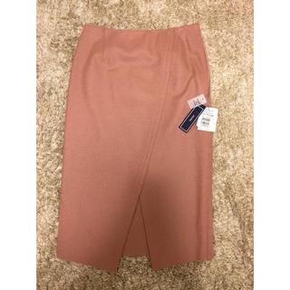 スコットクラブ(SCOT CLUB)のミモレ丈スカート(ひざ丈スカート)
