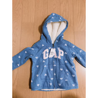 ギャップ(GAP)のGAP モコモコアウター 新品(ジャケット/コート)