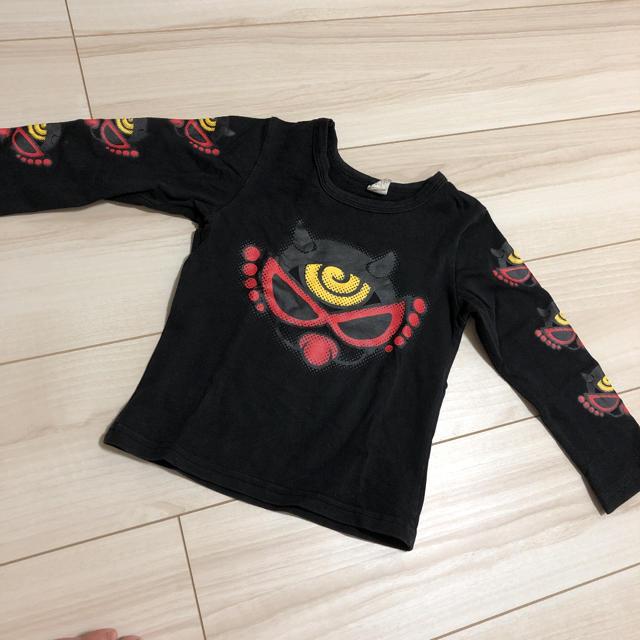 HYSTERIC MINI(ヒステリックミニ)のヒスミニ  ロンT キッズ/ベビー/マタニティのベビー服(~85cm)(シャツ/カットソー)の商品写真