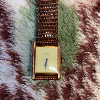 Cartier - 【早朝セール!】カルティエ✩.*˚ 腕時計 タンク アンティーク