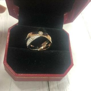 Cartier - カルティエ  リング 指輪  14号