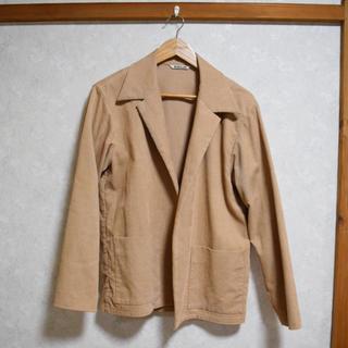 コモリ(COMOLI)のAURALEE corduroy jacket(テーラードジャケット)