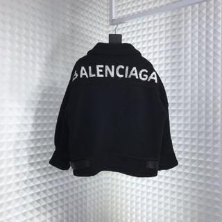 Balenciaga - BALENCIAGA ウールファージャケット メンズ