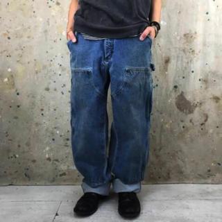 carhartt - 超希少 90s ビンテージ カーハート ダブルニー ペインター パンツ