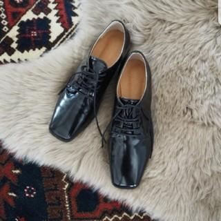 トゥデイフル(TODAYFUL)のレースアップシューズ(ローファー/革靴)