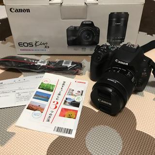 Canon - Canon kiss x9 一眼レフカメラ