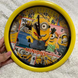 ミニオン - ミニオン  壁掛け時計
