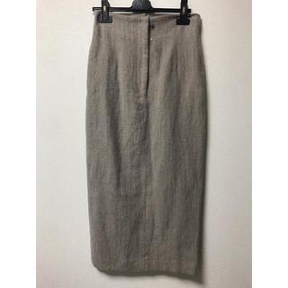プラージュ(Plage)の新品♡定価2.3万 プラージュ タイトスカート 36(ロングスカート)