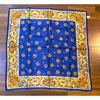 クリスチャンディオール(Christian Dior)のディオール スカーフ Christian Dior シルク100%(バンダナ/スカーフ)