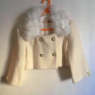 LIZ LISA - ♡ リズリサ ファー付き ショート丈 コート ♡
