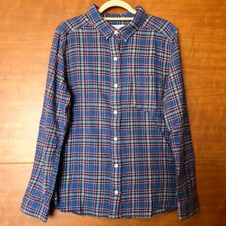 テチチ(Techichi)の新品 テチチ チェックシャツ M(シャツ/ブラウス(長袖/七分))