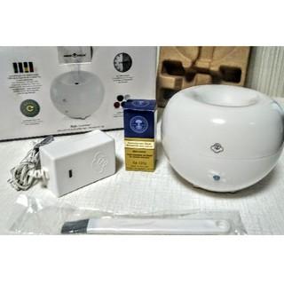 アロマディフューザー 超音波 加湿器