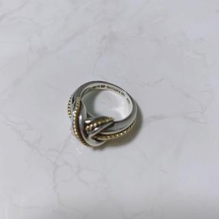 ティファニー(Tiffany & Co.)のTIFFANY&Co,  ティファニー シグネチャークロス リング(リング(指輪))